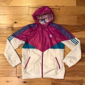 Women's Adidas Colorado Windbreaker